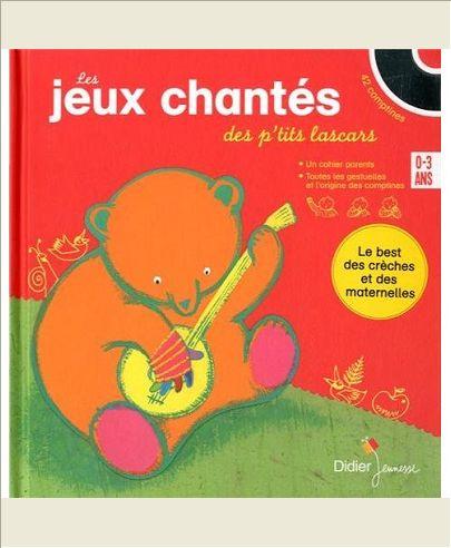 LES JEUX CHANTES DES P'TITS LASCARS