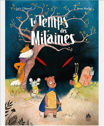 LE TEMPS DES MITAINES - TOME 1