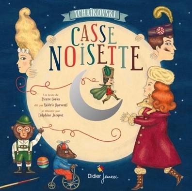 CASSE-NOISETTE - COFFRET LUXE
