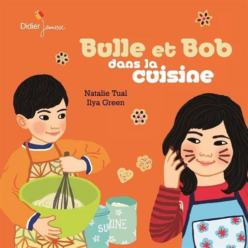 BULLE ET BOB DANS LA CUISINE (POCHE)