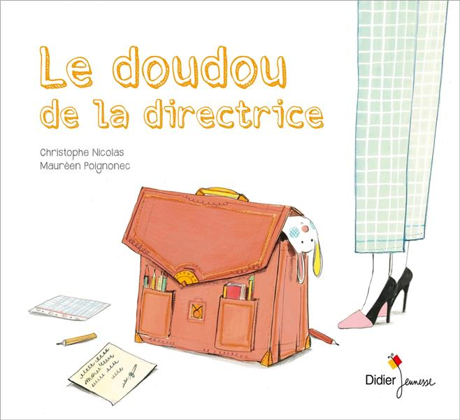 LE DOUDOU DE LA DIRECTRICE