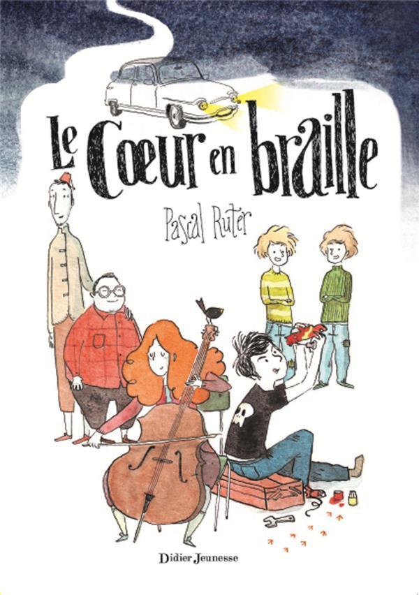 LE COEUR EN BRAILLE (EDITION 2016)