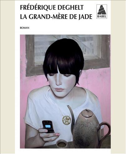 LA GRAND-MERE DE JADE BABEL 1128