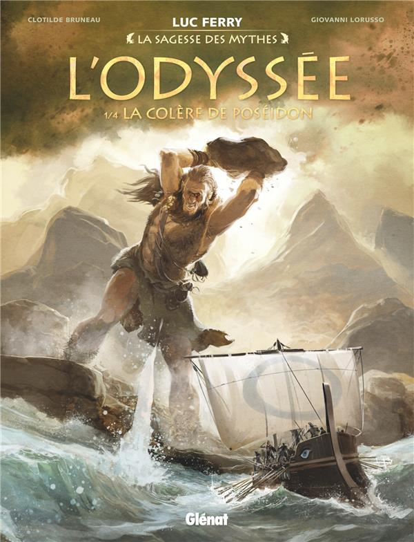 L'ODYSSEE - TOME 01