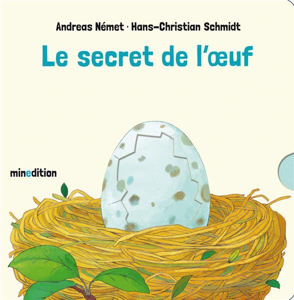 LE SECRET DE L'OEUF