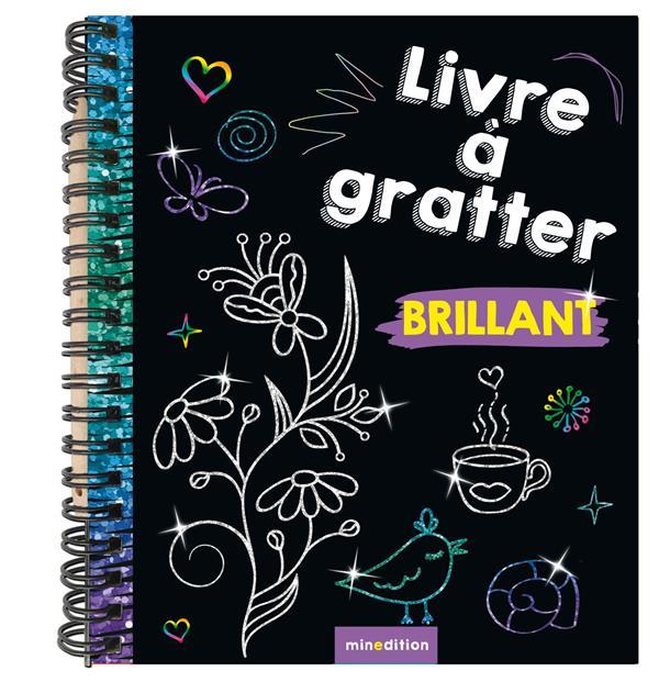 LIVRE A GRATTER BRILLANT (MINI-LIVRE)