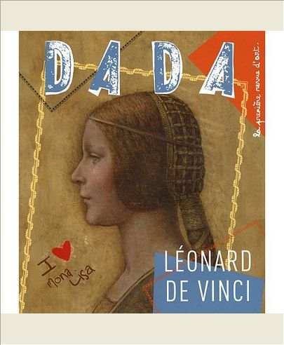 LEONARD DE VINCI (REVUE DADA 169)