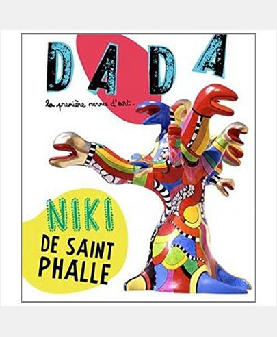 NIKI DE SAINT PHALLE (REVUE DADA N 194)