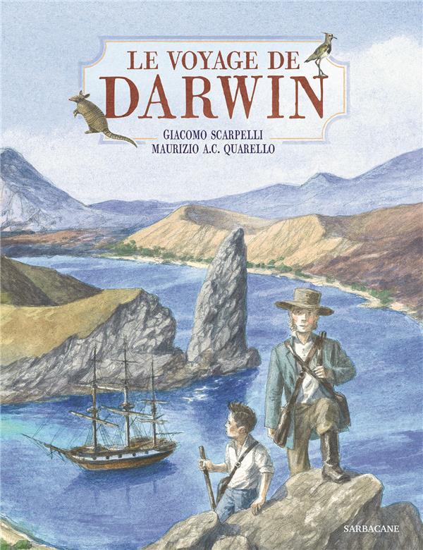 LE VOYAGE DE DARWIN
