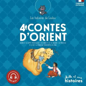 4 CONTES D'ORIENT