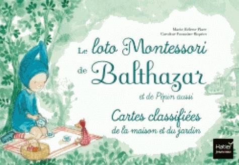 LE LOTO MONTESSORI DE BALTHAZAR - LA MAISON
