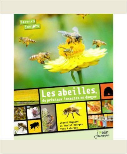 LES ABEILLES, DE PRECIEUX INSECTES EN DANGER (NOUVELLE EDITION)