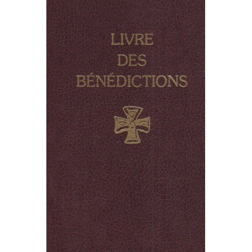 LIVRE DES BENEDICTIONS