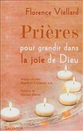 PRIERES POUR GRANDIR DANS LA JOIE DE DIEU