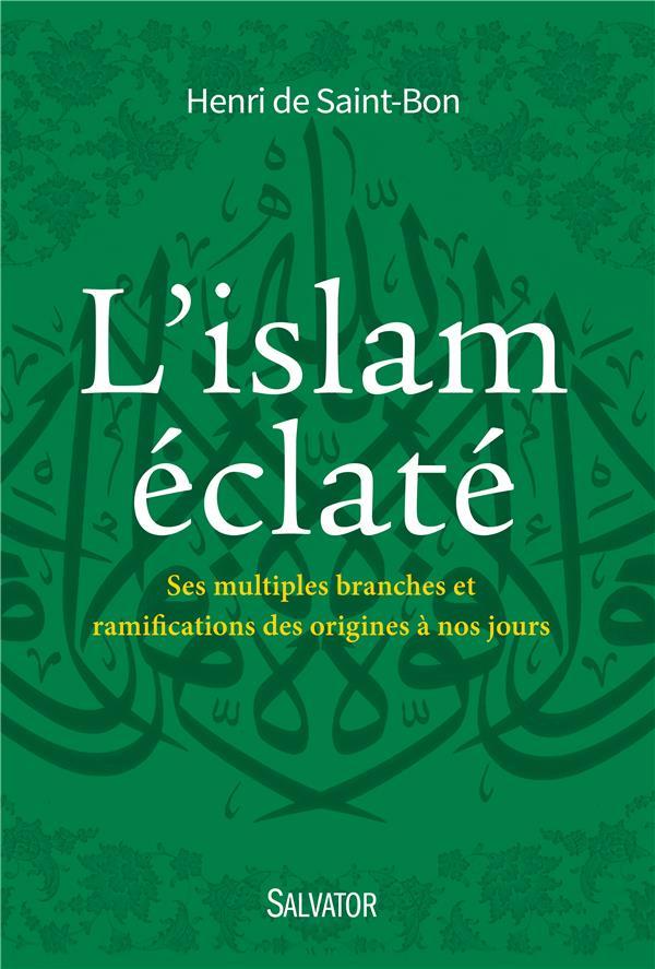L'ISLAM ECLATE. SES MULTIPLES BRANCHES ET RAMIFICATIONS DES ORIGINES A NOS JOURS