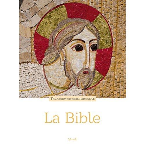 BIBLE - TRADUCTION OFFICIELLE LITURGIQUE - BROCHEE PF