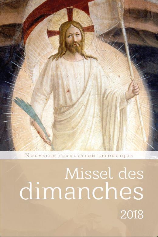 MISSEL DES DIMANCHES 2018