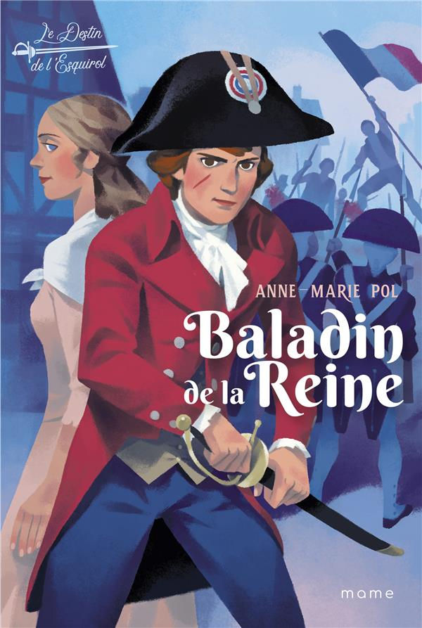 BALADIN DE LA REINE - T1