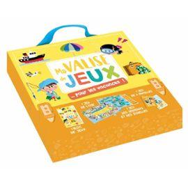 MA VALISE DE JEUX... POUR LES VACANCES !