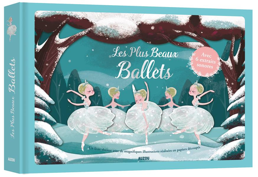 MES PLUS BEAUX BALLETS CAT PROC NOEL 2017