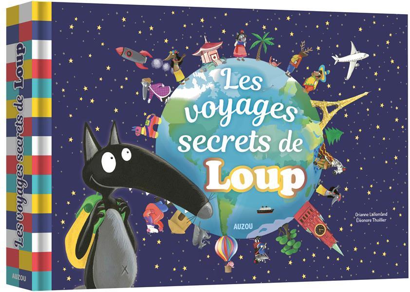 LES VOYAGES SECRETS DE LOUP CAT PROC NOEL 2017
