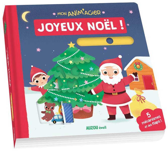 MON ANIM'AGIER - JOYEUX NOEL