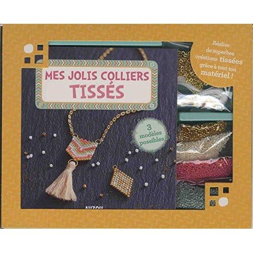 MES JOLIS COLLIERS TISSES