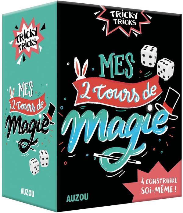 TRICKY TRICKS - MES DEUX TOURS DE MAGIE