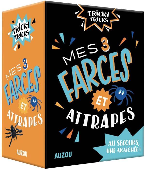 TRICKY TRICKS - MES TROIS FARCES