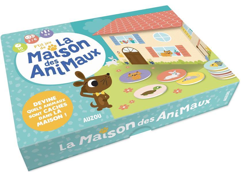 P'TIT JEU DE LA MAISON DES ANIMAUX