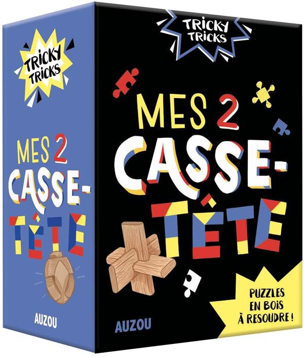 TRICKY TRICKS - MES DEUX CASSE TETE
