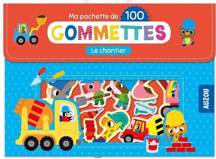 MES 100 GOMMETTES - LE CHANTIER