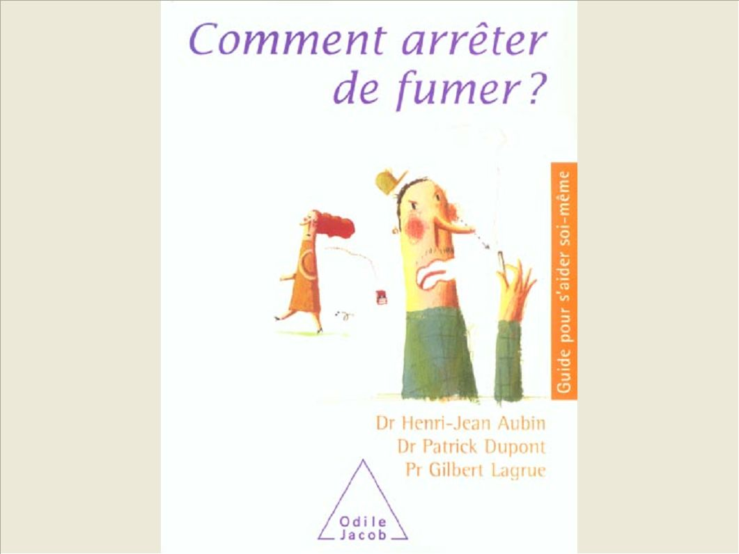COMMENT ARRETER DE FUMER ?