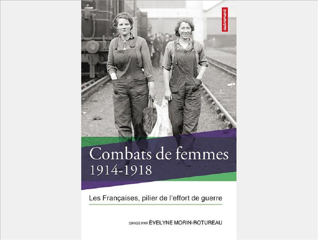 COMBATS DE FEMMES 1914-1918