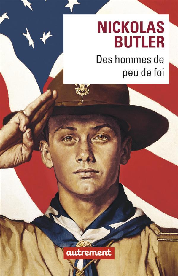 DES HOMMES DE PEU DE FOI