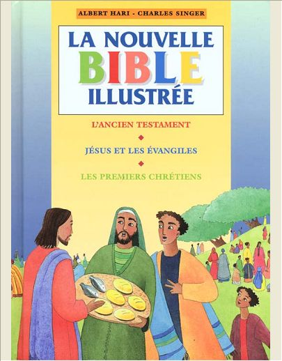 LA NOUVELLE BIBLE ILLUSTREE