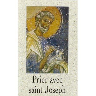 PRIER AVEC SAINT JOSEPH-FRANCAIS
