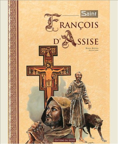 ST FRANCOIS D'ASSISE EN BD