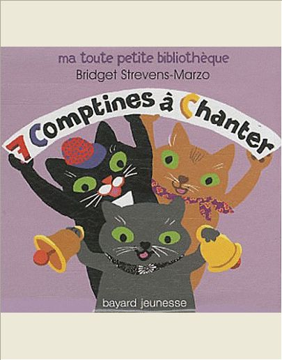 7 COMPTINES A CHANTER