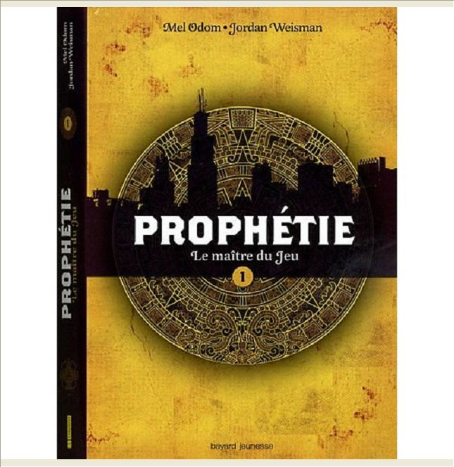 PROPHETIE - LE MAITRE DU JEU - T1