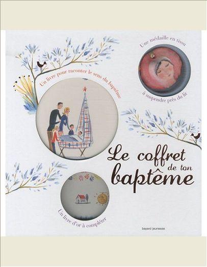 LE COFFRET DE TON BAPTEME