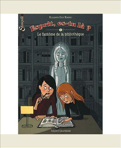 FANTOME DE LA BIBLIOTHEQUE (LE) - T1