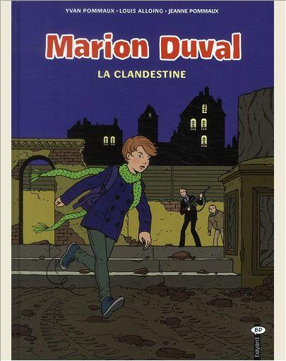 MARION DUVAL TOME 20 - LA CLANDESTINE CAT ETE 2011