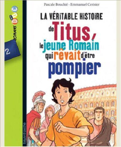 TITUS, LE JEUNE ROMAIN GRACIE PAR L'EMPEREUR CAT ETE 2012
