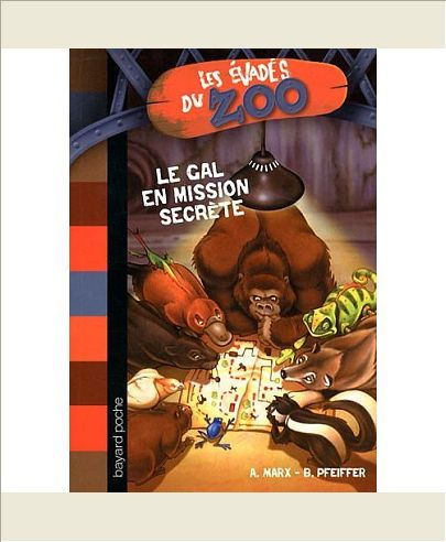GAL EN MISSION SECRETE (LE) N7