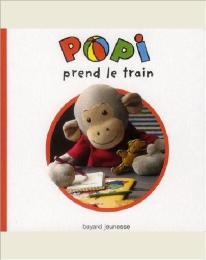 POPI N06 POPI PREND LE TRAIN