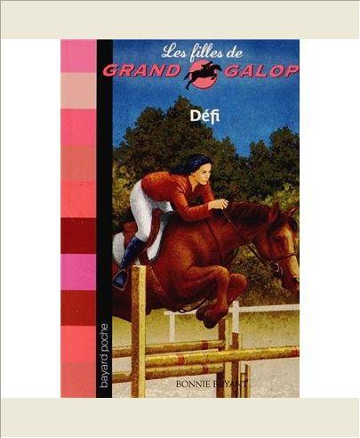 LES FILLES DE GRAND GALOP N  21