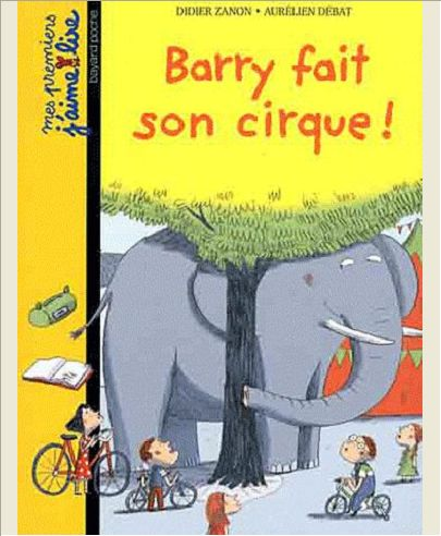BARRY FAIT SON CIRQUE - N88