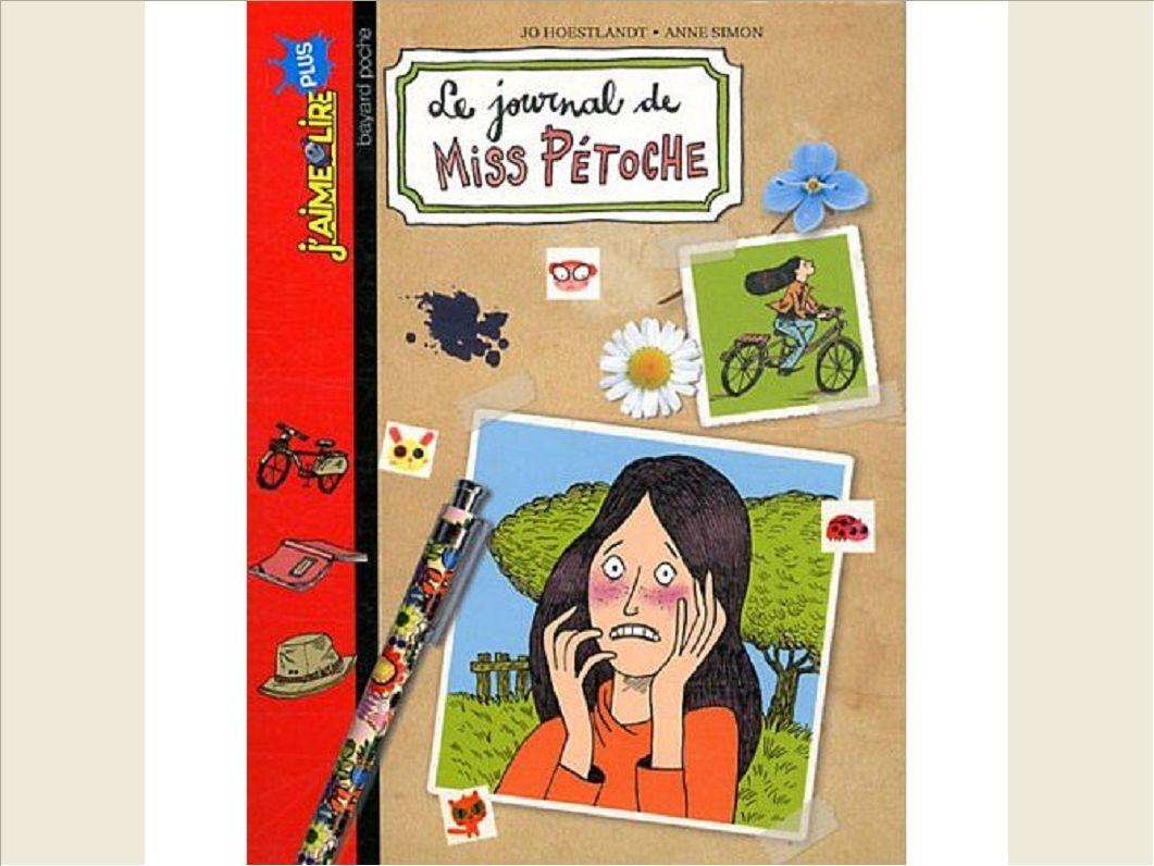 LE JOURNAL DE MISS PETOCHE