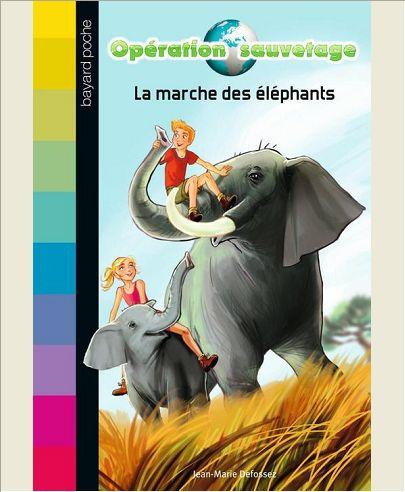 LA MARCHE DES ELEPHANTS -N2